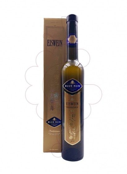 Foto Blue Nun Eiswein Riesling vino generoso