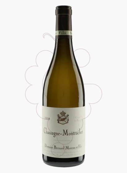 Foto Bernard Moreau Chassagne-Montrachet vino blanco