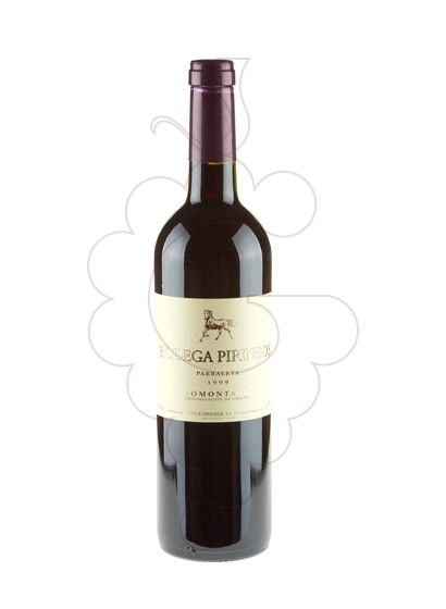 Foto Bodega Pirineos Parraleta 1999 vino tinto