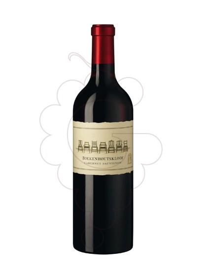 Foto Boekenhoutskloof Cabernet Sauvignon vino tinto