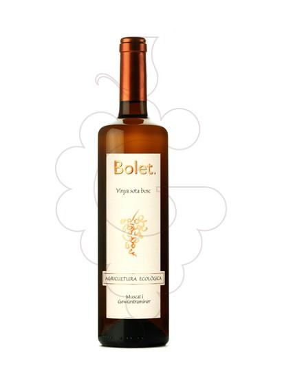 Foto Bolet Blanc Vinya Sota el Bosc vino blanco