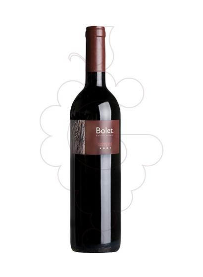 Foto Bolet Cabernet Sauvignon vino tinto