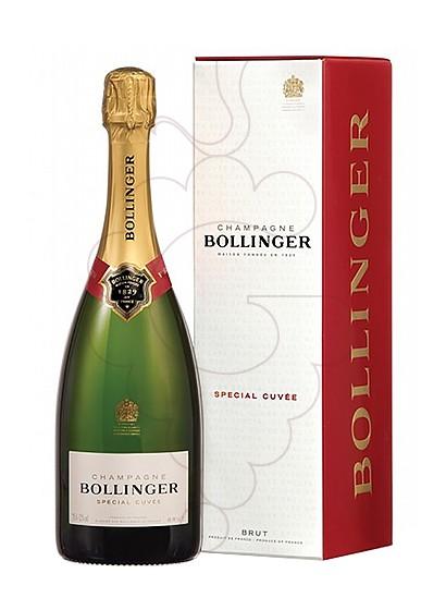 Foto Bollinger Cuvée Brut Estuchado vino espumoso