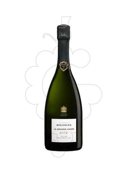 Foto Bollinger La Grande Année vino espumoso