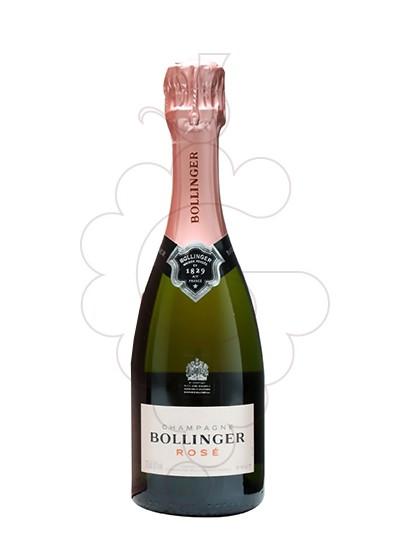 Foto Bollinger Rosé Brut (mini) vino espumoso