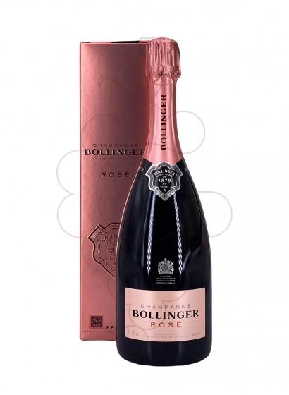 Foto Bollinger Rosé Brut Estuchado vino espumoso