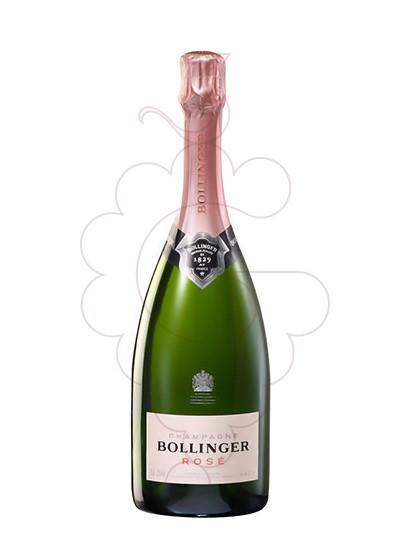 Foto Bollinger Rosé Brut vino espumoso