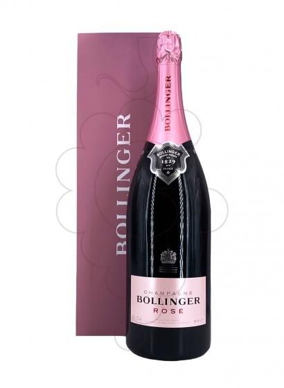 Foto Bollinger Rosé Brut Magnum vino espumoso