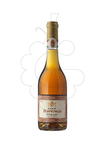 Foto Baron Bornemisza Tokaji 6 Puttonyos vino generoso