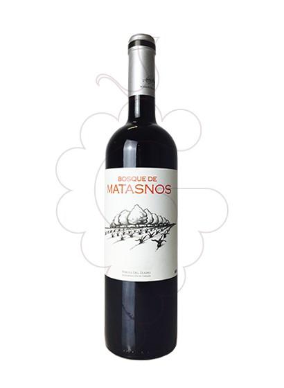 Foto Bosque de Matasnos vino tinto