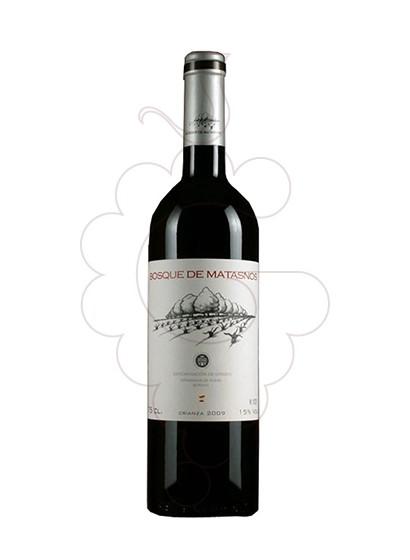 Foto Bosque de Matasnos Magnum vino tinto