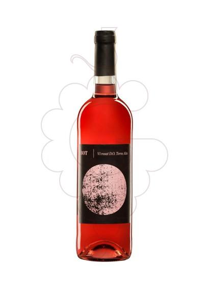 Foto Bot Rosado vino rosado