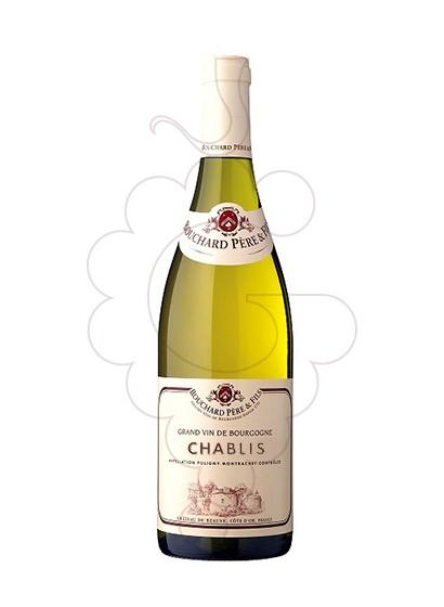Foto Bouchard Chablis  vino blanco