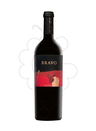 Foto Bravo de Rejadorada vino tinto