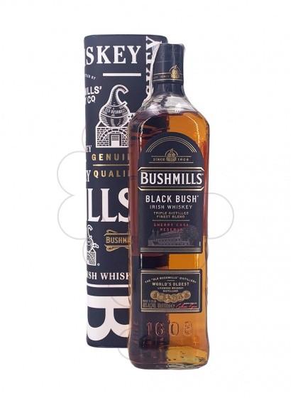 Foto Whisky Bushmills Black Bush