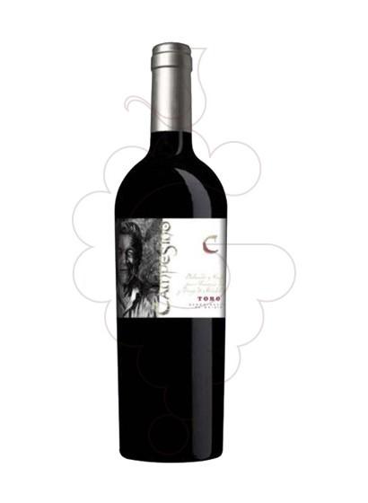 Foto Campesino  vino tinto