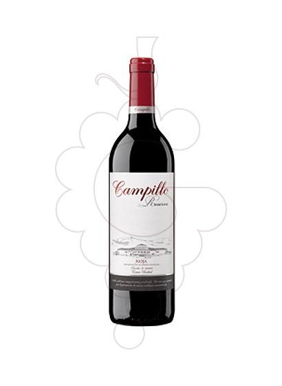 Foto Campillo Reserva Selecta vino tinto