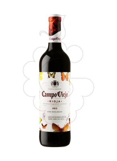 Foto Campo Viejo Ecologico vino tinto