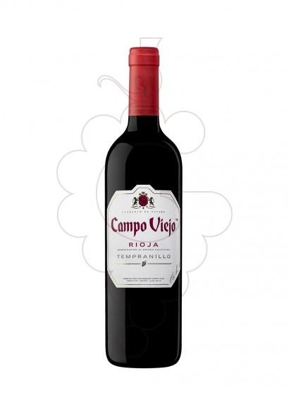 Foto Campo Viejo Negre Tempranillo vino tinto