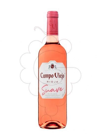 Foto Campo Viejo Rosado vino rosado