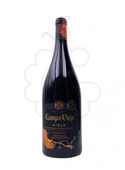 Foto Campo Viejo V.S. Crianza Magnum vino tinto