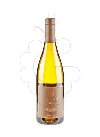 Foto Can Feixes Blanc Chardonnay vino blanco