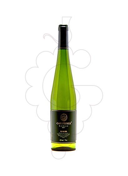 Foto Can Feixes Selecció vino blanco