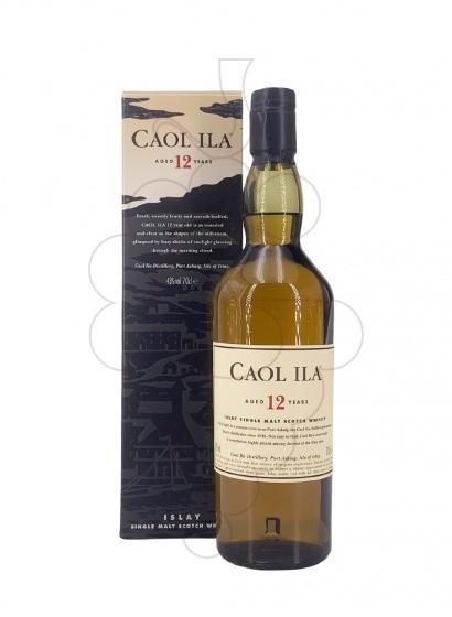 Foto Whisky Caol Ila 12 Años