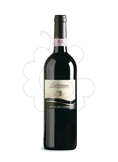 Foto Caprai Collepiano Montefalco Sagrantino vino tinto