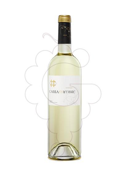 Foto Carramimbre Blanc Verdejo vino blanco