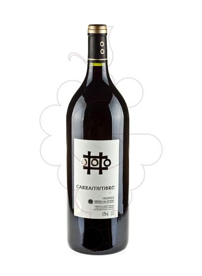 Foto Carramimbre Crianza Magnum vino tinto
