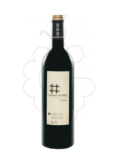 Foto Carramimbre Reserva vino tinto