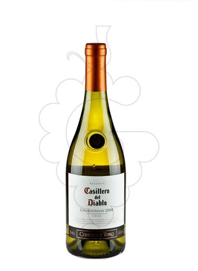 Foto Casillero del Diablo Chardonnay vino blanco
