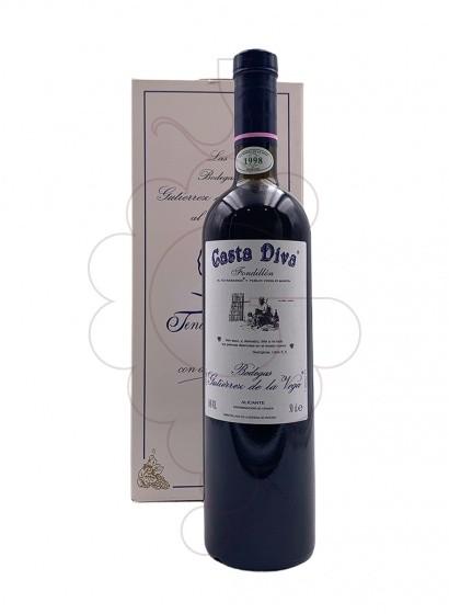 Foto Casta Diva Fondillon vino generoso