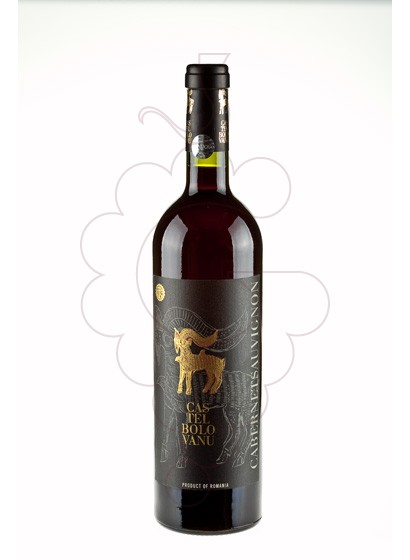 Foto Castel Bolovanu Cabernet Sauvignon vino tinto