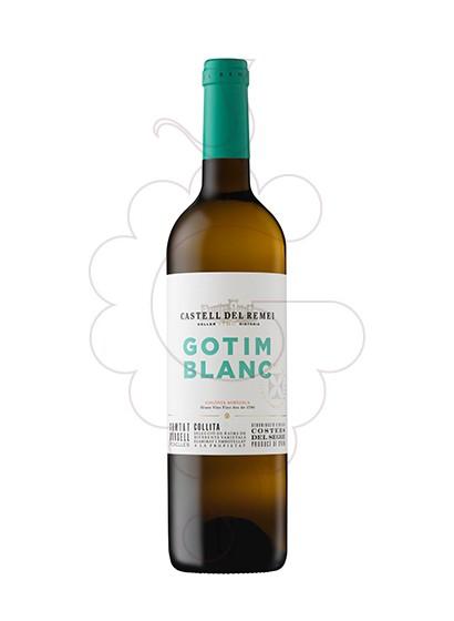 Foto Castell del Remei Gotim Blanc  vino blanco