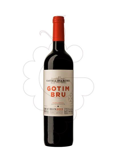 Foto Castell del Remei Gotim Bru vino tinto