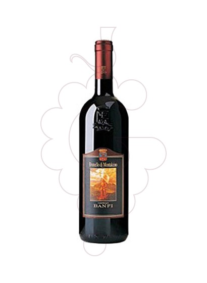 Foto Castello Banfi Brunello di Montalcino vino tinto