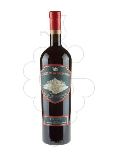 Foto Castello di Montepo Reserva vino tinto