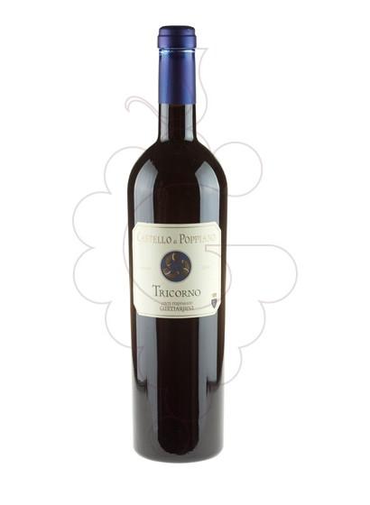 Foto Castello di Poppiano Tricorno vino tinto