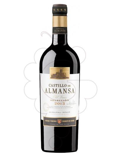 Foto Castillo de Almansa Selecció vino tinto