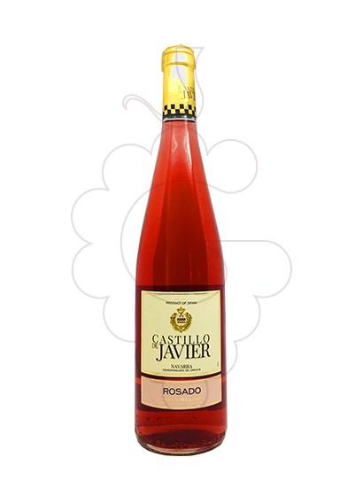 Foto Castillo de Javier Rosat vino rosado