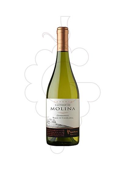 Foto Castillo de Molina Chardonnay vino blanco