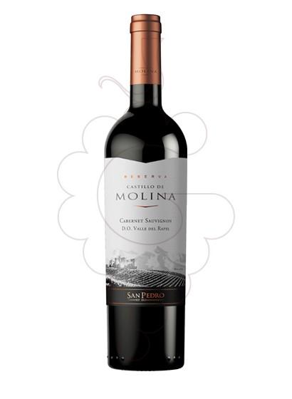 Foto Castillo de Molina Reserva vino tinto