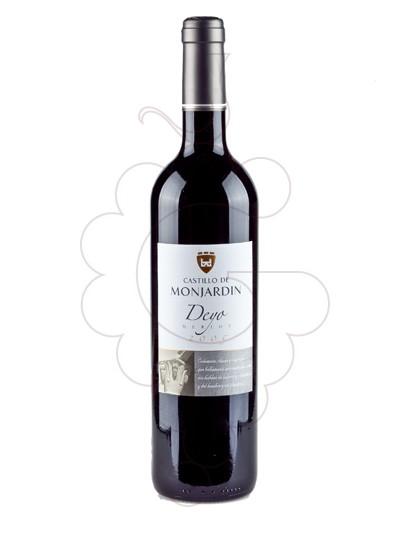 Foto Castillo de Monjardin Deyo Merlot vino tinto