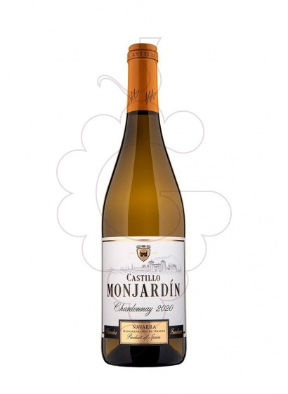 Foto Castillo Monjardin Chardonnay vino blanco