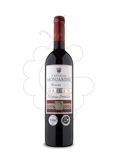 Foto Castillo Monjardin Crianza vino tinto