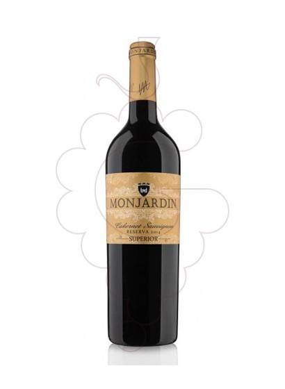 Foto Castillo Monjardin Reserva vino tinto
