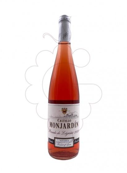 Foto Castillo Monjardin Rosat vino rosado