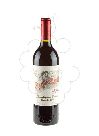Foto Castillo Ygay Gran Reserva vino tinto